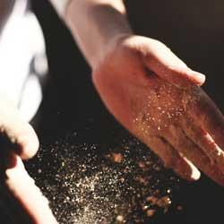 Brot backen mit Mehl