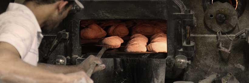 Brot backen im Ofen