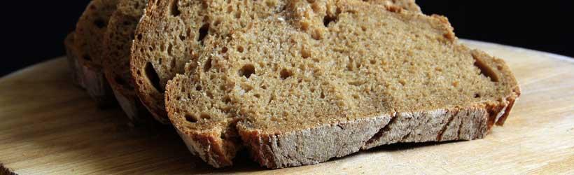 Gesundes Brot selber backen